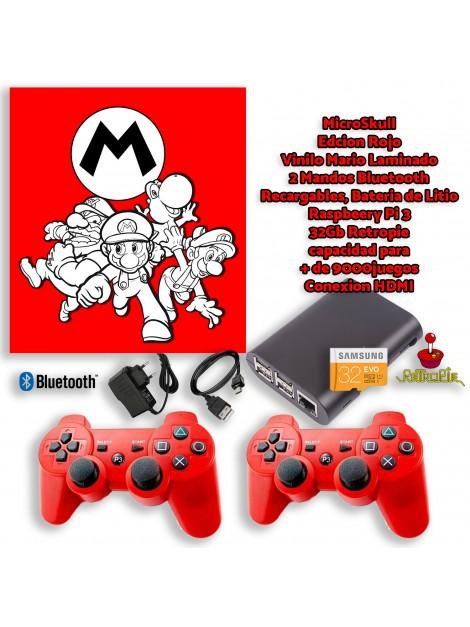Micro Recreativa Arcade HDMI Edicion Especial.