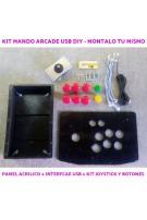 Kit DIY Joystick Arcade USB