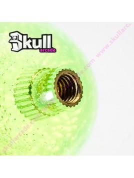 Bola Verde Translúcida para joystick maquinita recreativa arcade