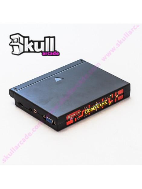 Placa reacreativa skullarcade jamma multijuegos para maquinas arcade antiguas y maquinitas de juegos monitores crt 15khz