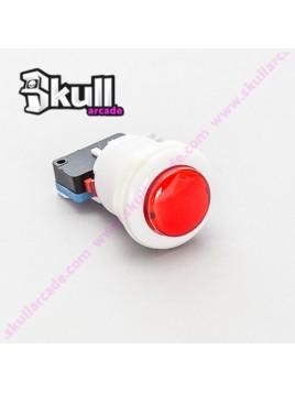 Botón Aro Blanco 33mm