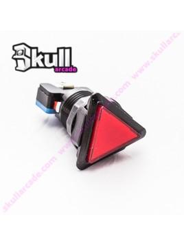 Botón Triangular Led