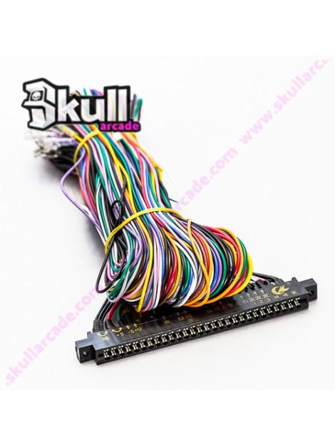 conector Jamma Completo para maquinitas de los 80 y pandora box 4 consola hdmi bartop