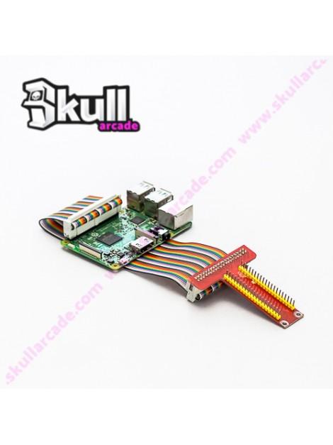 Raspberry Pi GPIO Cable para bartop recalbox