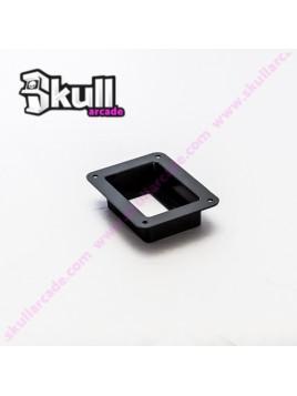 Base entrada de corriente con Filtro 8cm * 10cm ideal para bartop y receativas arcade pequeñas