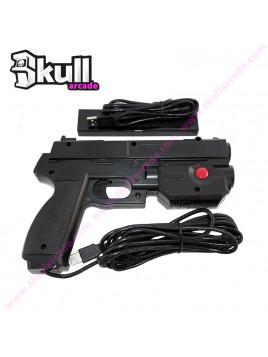 Pistola USB arcade Aimtrack bartop raspberry pi