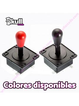 Kit joystick americano y Botón Americano Cóncavo para maquinas recreativas arcade y bartop HDMI