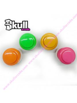 Botón Completo Pastel 33mm
