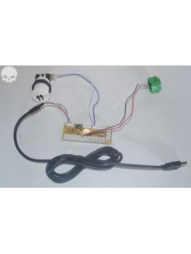 1 Player con Conector Sanwa para montar maquinita recreativa multijuego