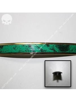 T-molding Emerald & Gold de 16 mm con ranura de montaje en maquinas arcade HDMI retropie