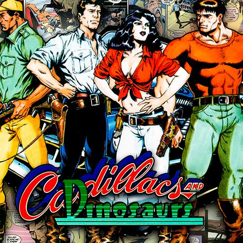Cadillacs & Dinos.